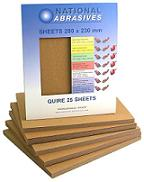 Cabinet Paper<br>280mm x 230mm<br>Quires