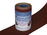 Aluminium Oxide Cloth<br>5m x 115mm