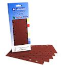 Red Aluminium Oxide<br>115mm x 230mm<br>5 Pack