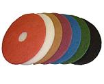 Floor Cleaning Pads<BR><B>8'' (200mm)</b>